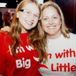Big Sister Morgan and Little Sister Josie