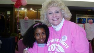 Big Sister Marilyn and Little Sister Starr