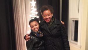 Big Sister Portsha and Little Sister Arayah