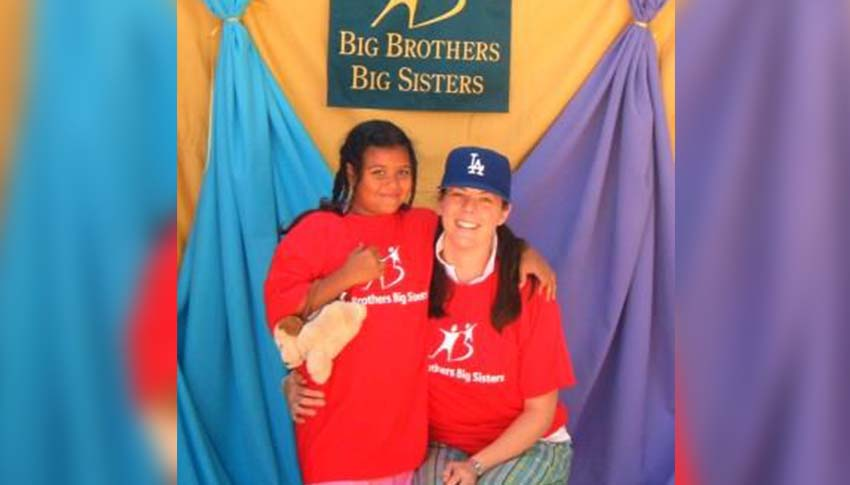 Big Sister Kate and Little Sister Wendy